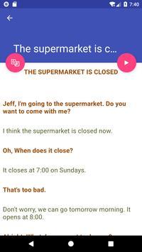 Daily English Conversation screenshot 2