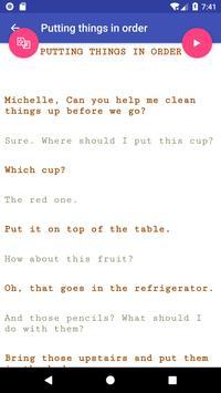 Daily English Conversation screenshot 5