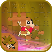 Puzzle For Shin and Chan icon