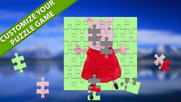 Puzzle For Pepa and Pig screenshot 1