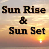 Sun Rise & Sun Set Wallpapers icon