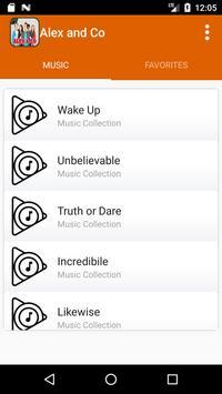 Alex & Co Songs screenshot 1