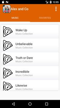 Alex & Co Songs screenshot 4