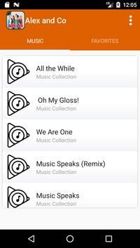 Alex & Co Songs screenshot 6