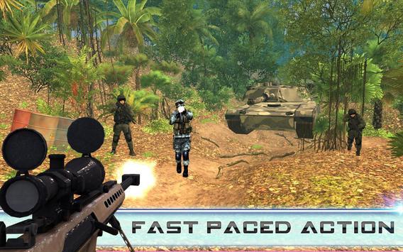 Modern Strike Commando Warzone apk screenshot