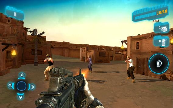 Elite Military Modern War: Free Mobile FPS Shooter apk screenshot