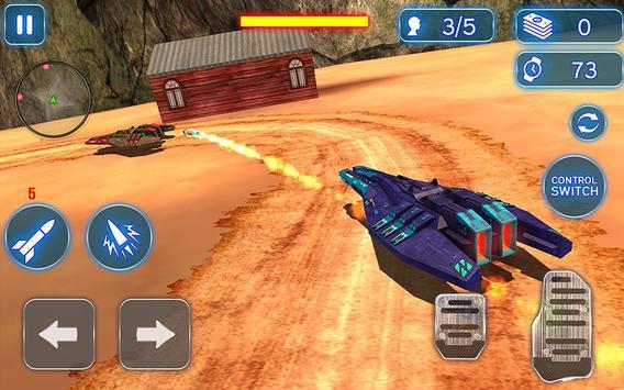 Flying Transform Robots Fight apk screenshot