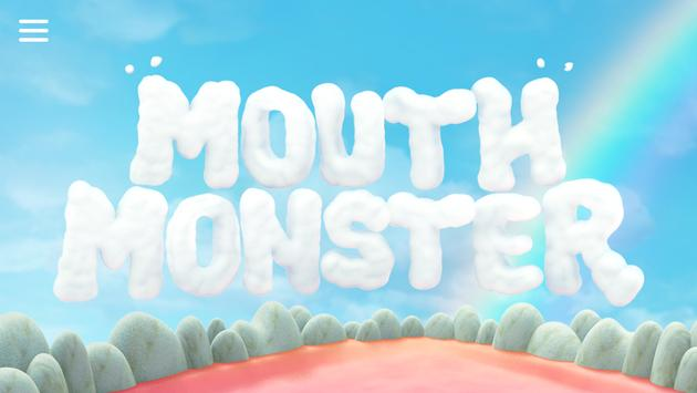 Mouth Monster | G・U・M PLAY poster