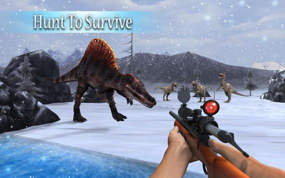 Jurassic Sniper: Dino World apk screenshot