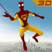 Legend of  3D Hero City - Hero City Fighter icon