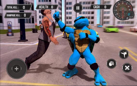 Ninja Shadow: Turtle Warrior screenshot 3