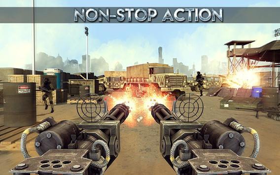 Sniper Gunner Shoot Kill poster