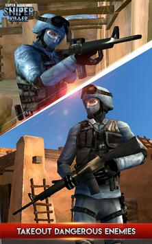 Super Warfare Sniper Killer screenshot 3