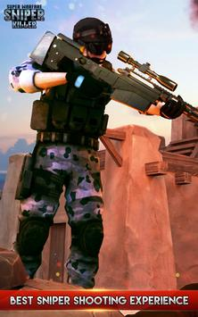 Super Warfare Sniper Killer screenshot 4
