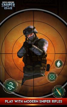 Super Warfare Sniper Killer screenshot 5