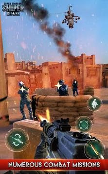 Super Warfare Sniper Killer screenshot 6