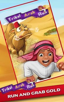 Tribal Arab Run apk screenshot