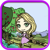 Game Tangled Hidden Objects icon