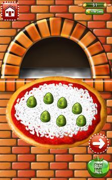 Bella's Pizza Place🍕 - Food Maker apk screenshot