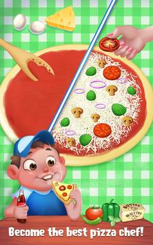 Bella's Pizza Place🍕 - Food Maker poster