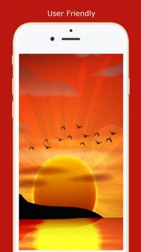 Sunset Wallpaper HD apk screenshot