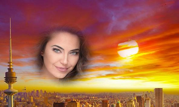 Sunset Photo Frames apk screenshot