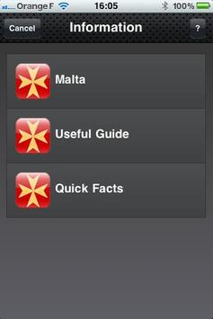 Malta apk screenshot