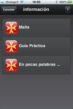 Viaje a Malta screenshot 2