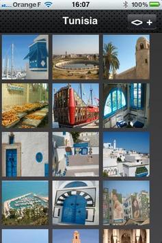 Tunisie Voyage poster