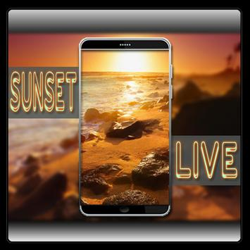 Sunset Live Wallpaper apk screenshot