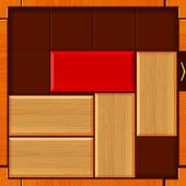 Unblock the Block : Slide Puzzle Game icon