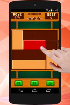Unblock the Block : Slide Puzzle Game screenshot 1