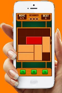 Unblock the Block : Slide Puzzle Game screenshot 2