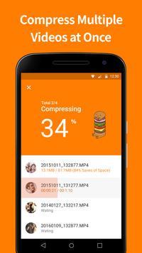 Video Compressor by Sunshine screenshot 1