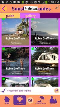 Sunshine Guides Hawaii apk screenshot