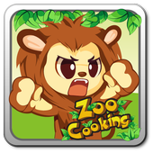Zoo Cooking Master icon