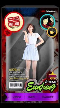 TARA Official [EUNJUNG 3D] poster