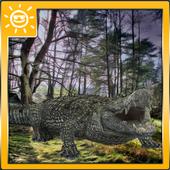 Free Crocodile Simulator icon