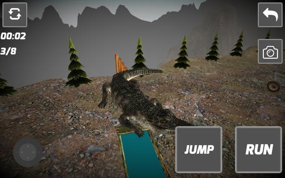 Free Crocodile Simulator apk screenshot