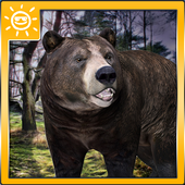 3D Wild Bear Simulator icon