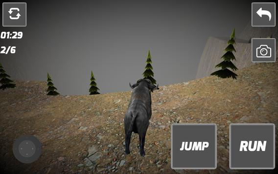 Buffalo Attack Simulator apk screenshot