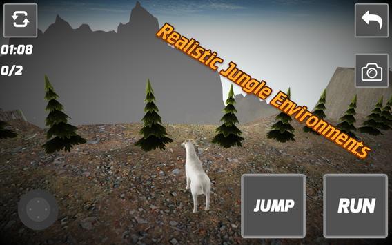 Free Goat Simulator 2016 poster