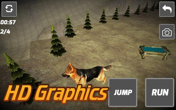 German Shepherd Sim 3D apk screenshot
