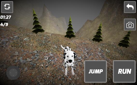 Dalmatian Survival Simulator poster