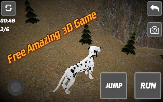 Dalmatian Survival Simulator apk screenshot