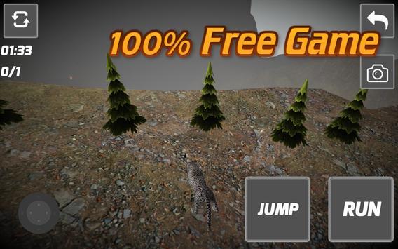 Leopard Attack Simulator apk screenshot