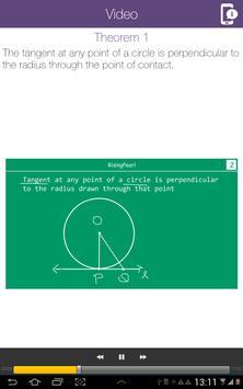 Class X Maths Theorem apk screenshot