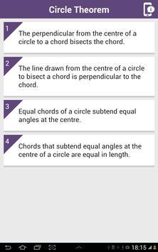 Class IX Maths Theorem screenshot 11