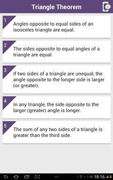 Class IX Maths Theorem screenshot 12