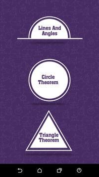 Class IX Maths Theorem screenshot 1